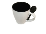 Coffe set estuche good idea, color del producto negro y blanco
